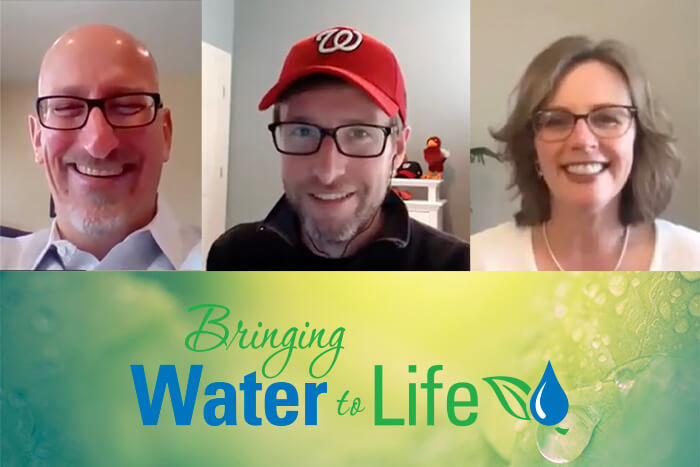 Bringing Water to Life irrigation podcast