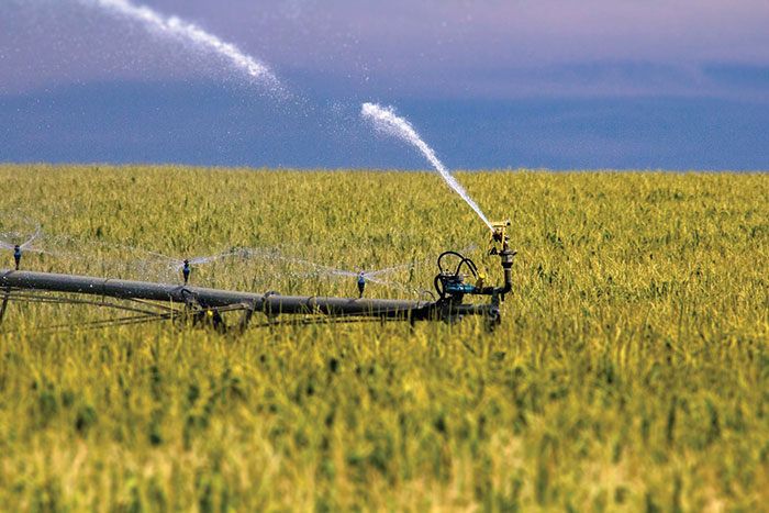 Choosing the right water application package
