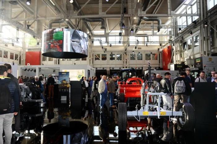 EIMA machinery expo
