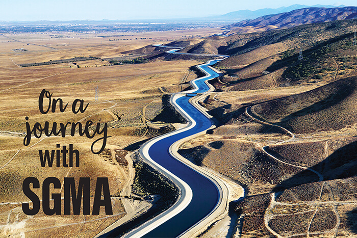 On a journey with SGMA