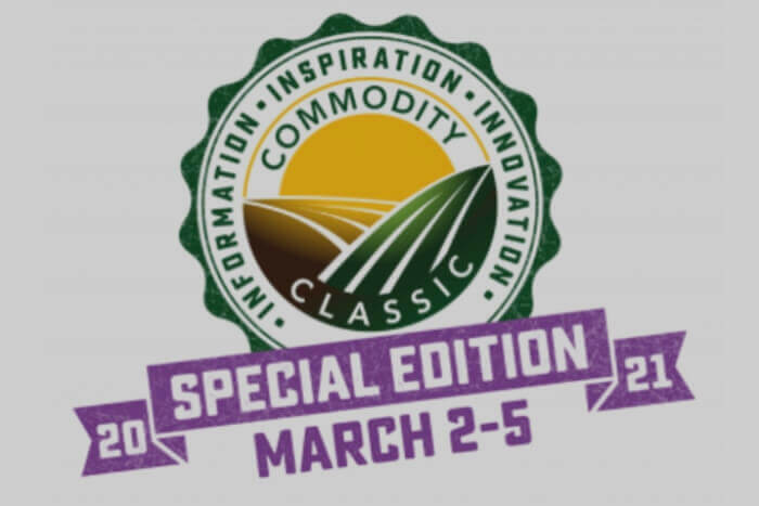 Commodity Classic announces schedule