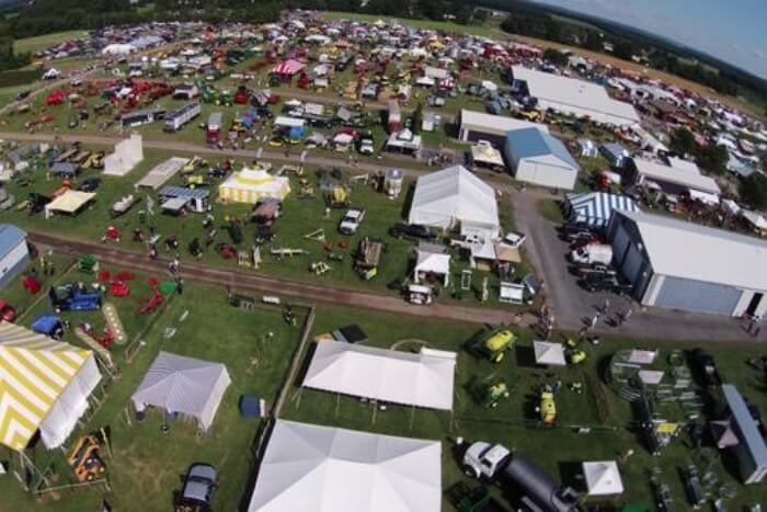 After Penn State's 2020 Ag Progress Days was canceled and shifted to an entirely virtual format due to the COVID-19 pandemic, Pennsylvania's largest outdoor agricultural expo is poised to return as an in-person event, Aug. 10-12 at the Russell E. Larson Agricultural Research Center at Rock Springs, Centre County.